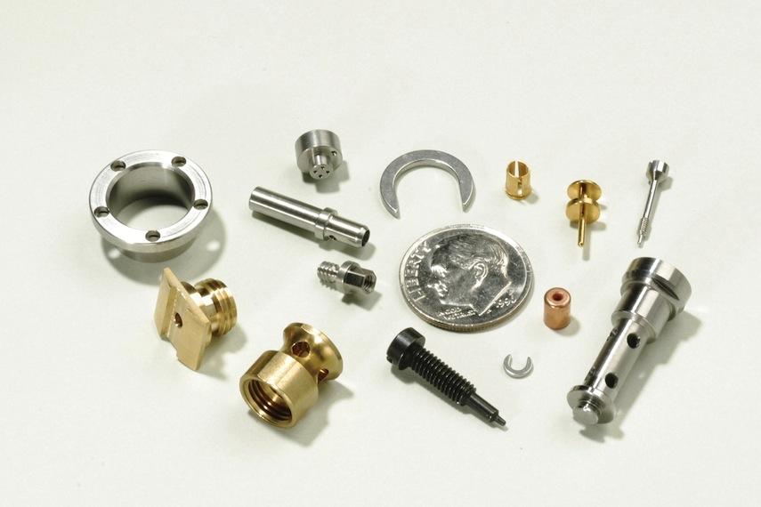 Precision Swiss Machining