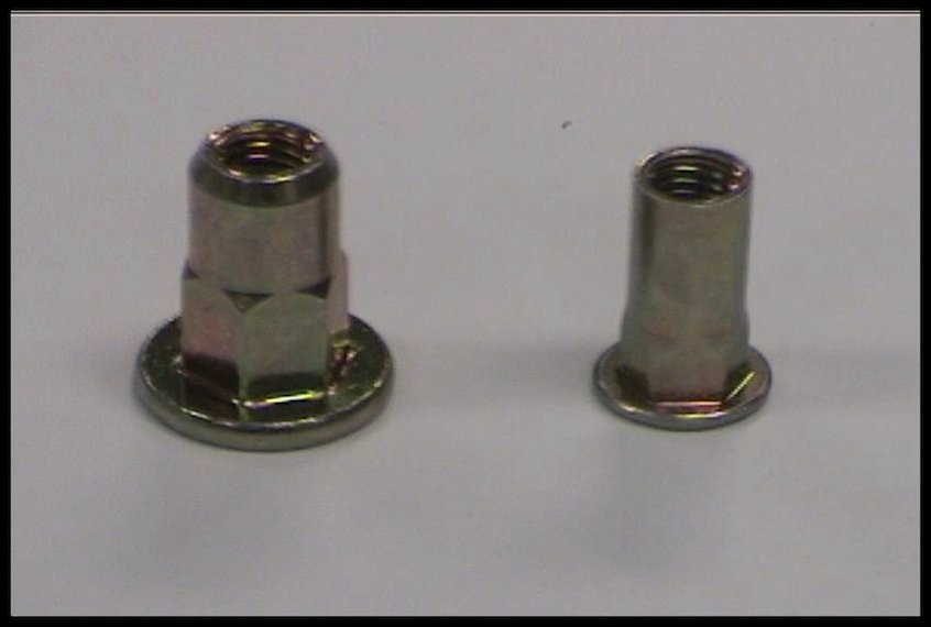 Blind Threaded Inserts